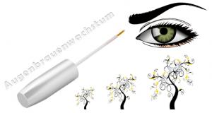 Augenbrauenwachstum Serum