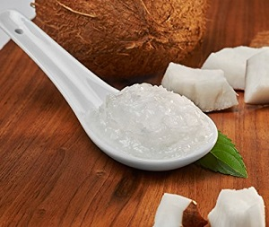 Kokosöl Wimpernwachstum