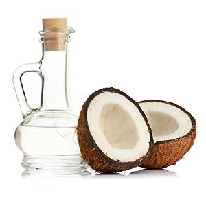 Kokosöl Wimpern
