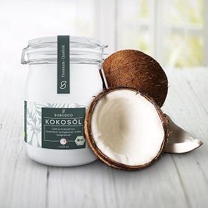 Gutes Kokosöl